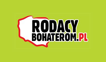 rodacy bohaterom logo